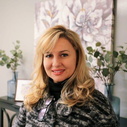 Realtor Carol Adra